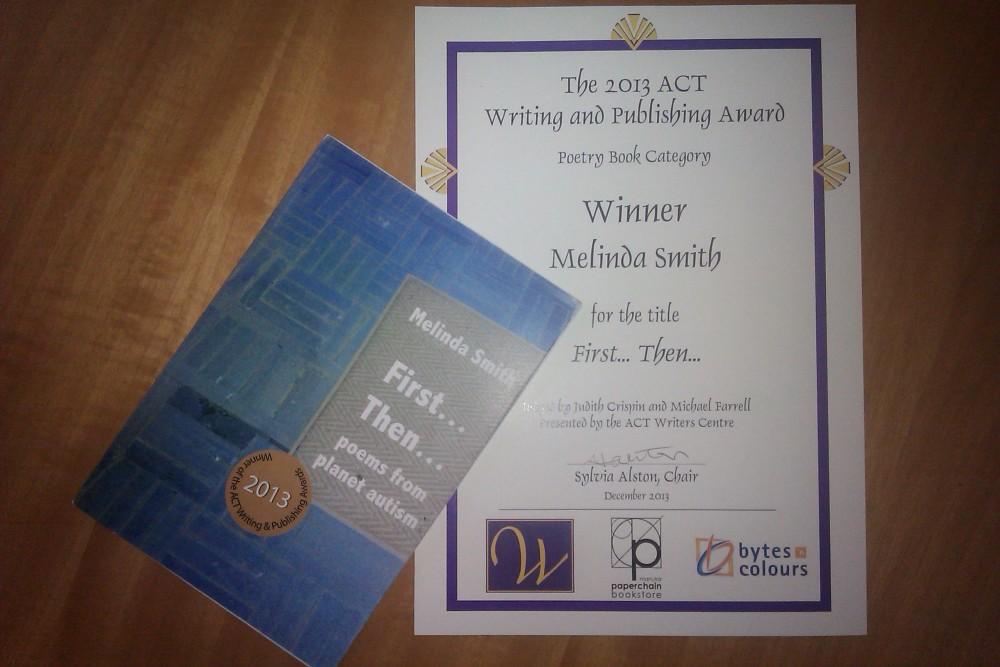 First... Then... wins award